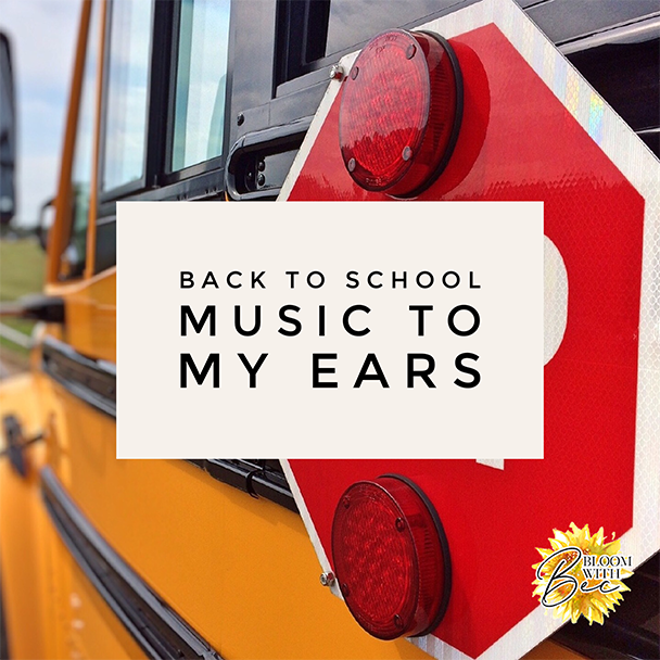 Back to School, Music to My Ears